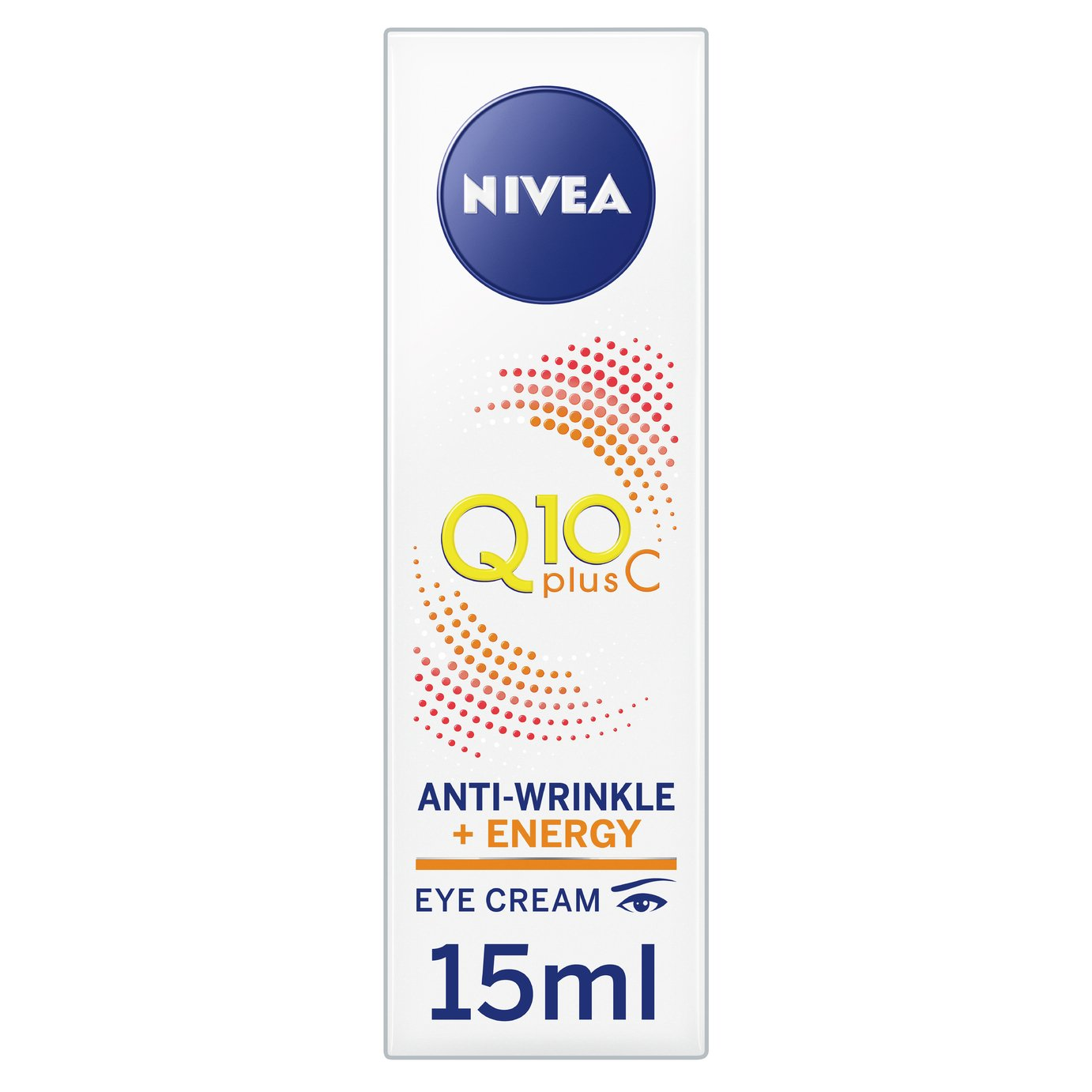 Nivea Q10 Eye Cream - 15ml