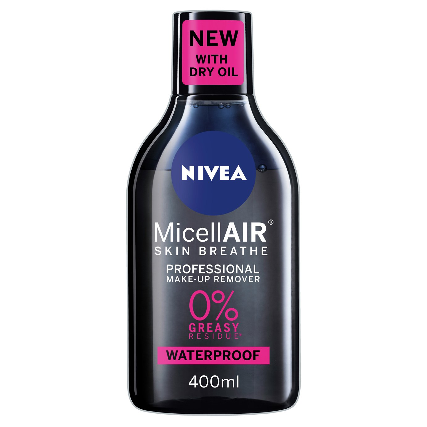 NIVEA Micellair Make-Up Remover - 400ml