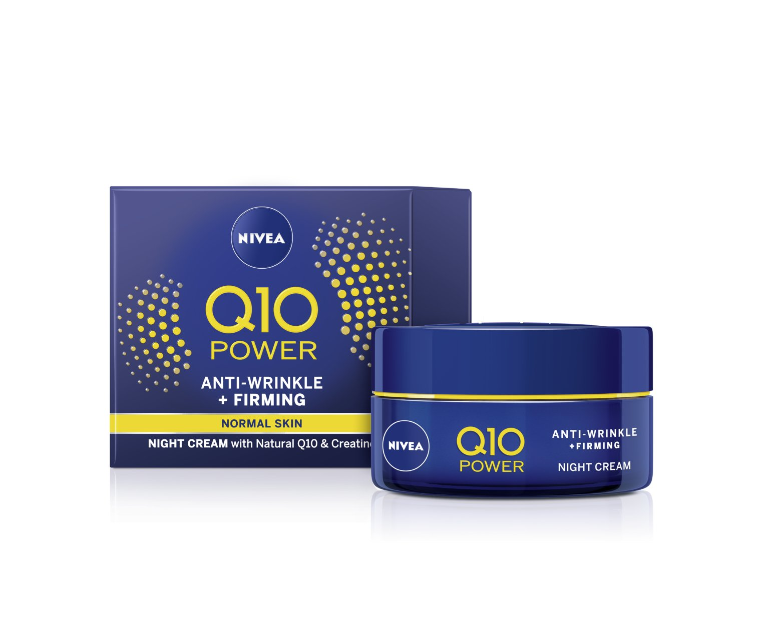 NIVEA Q10 Power Anti-Wrinkle Revitalising Night Cream