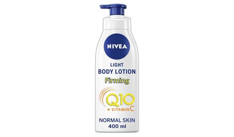 Nivea Q10+ C Light Firming Body Lotion - 400ml