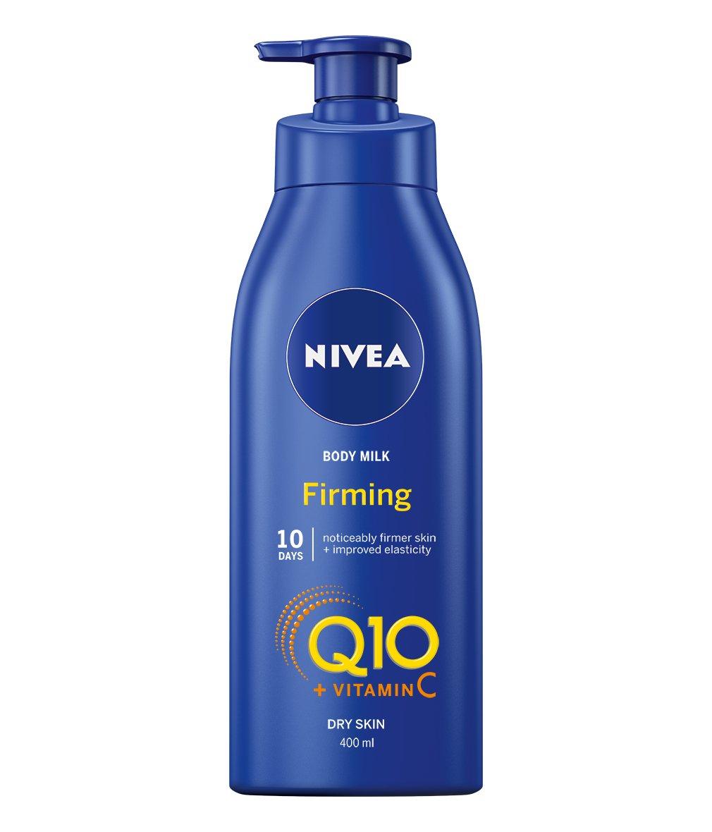 Nivea Q10+C Rich Firming Body Lotion - 400ml