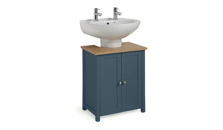 Argos Home Livingston Under Sink Unit - Blue