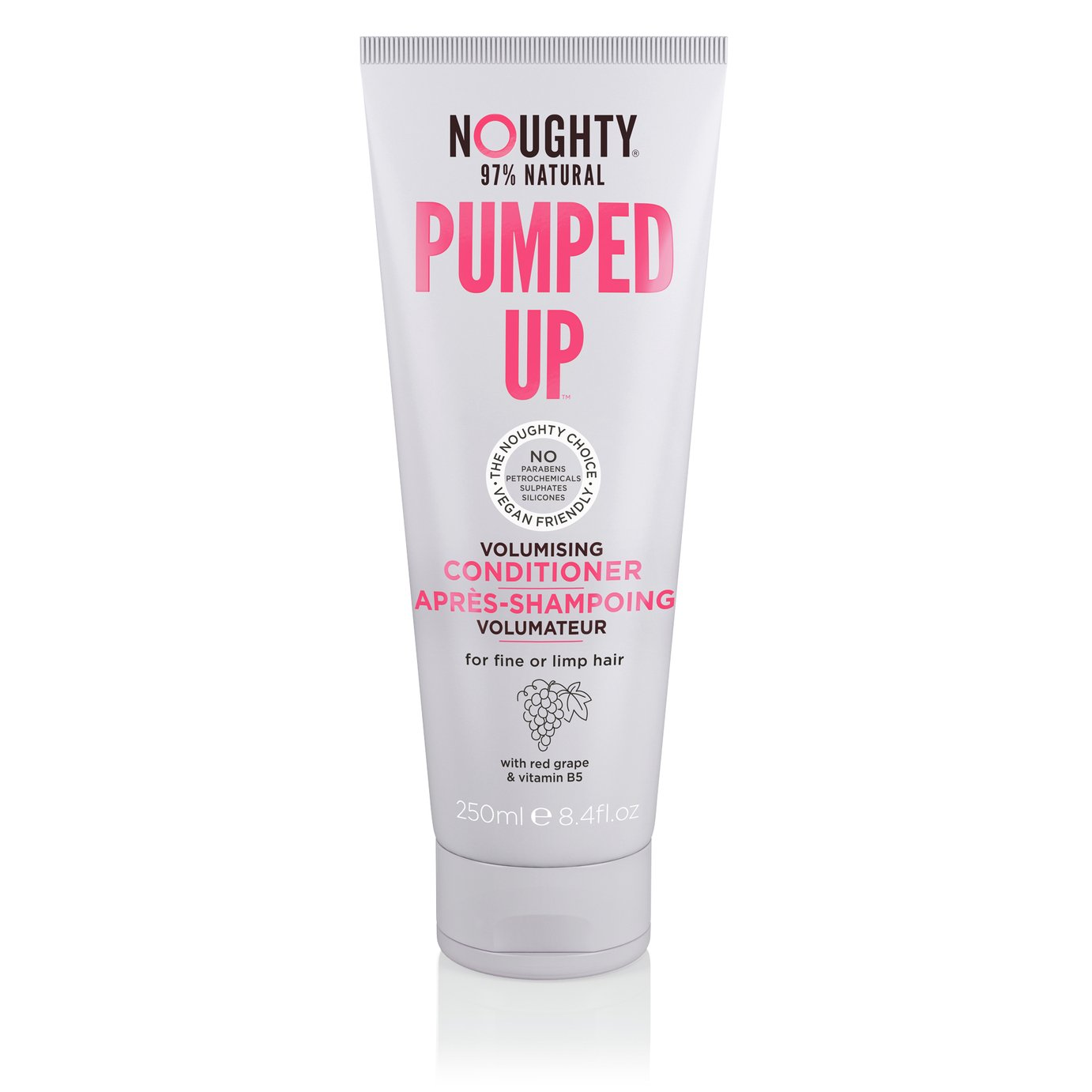 Noughty Pumped Up Conditioner - 250ml