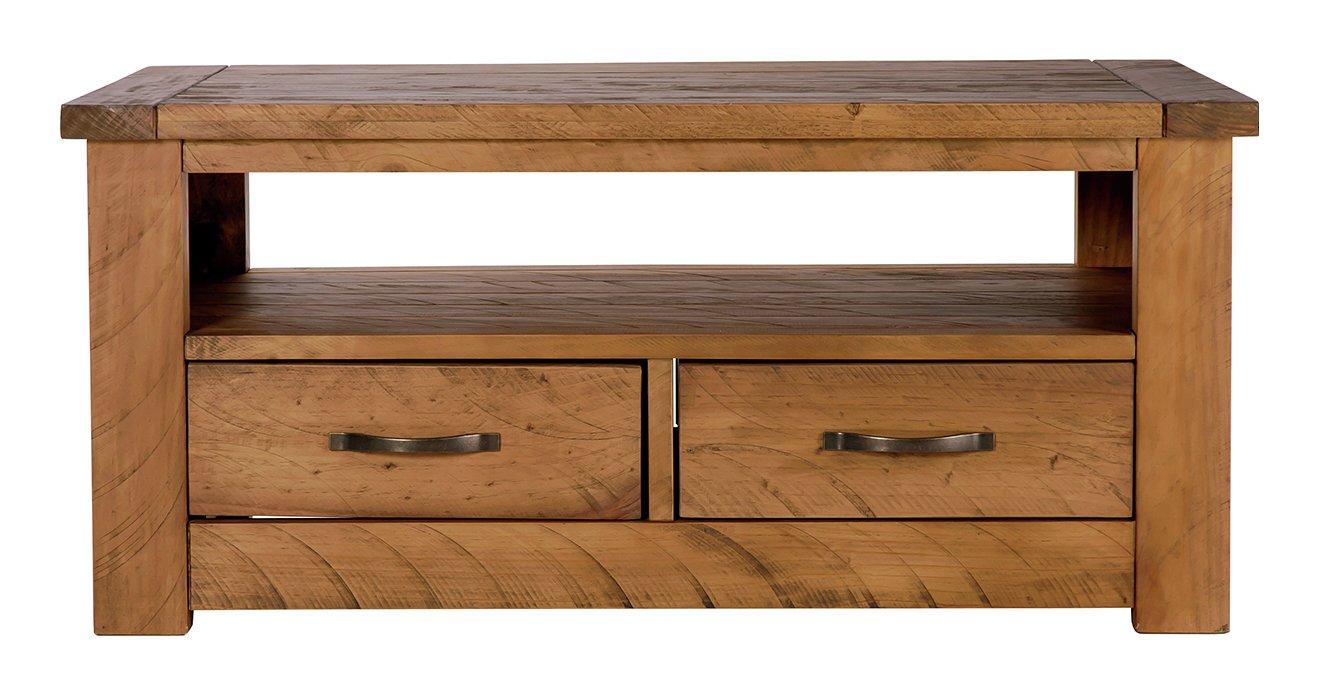 Harvard - 2 Drawer - Coffee Table - Solid Pine