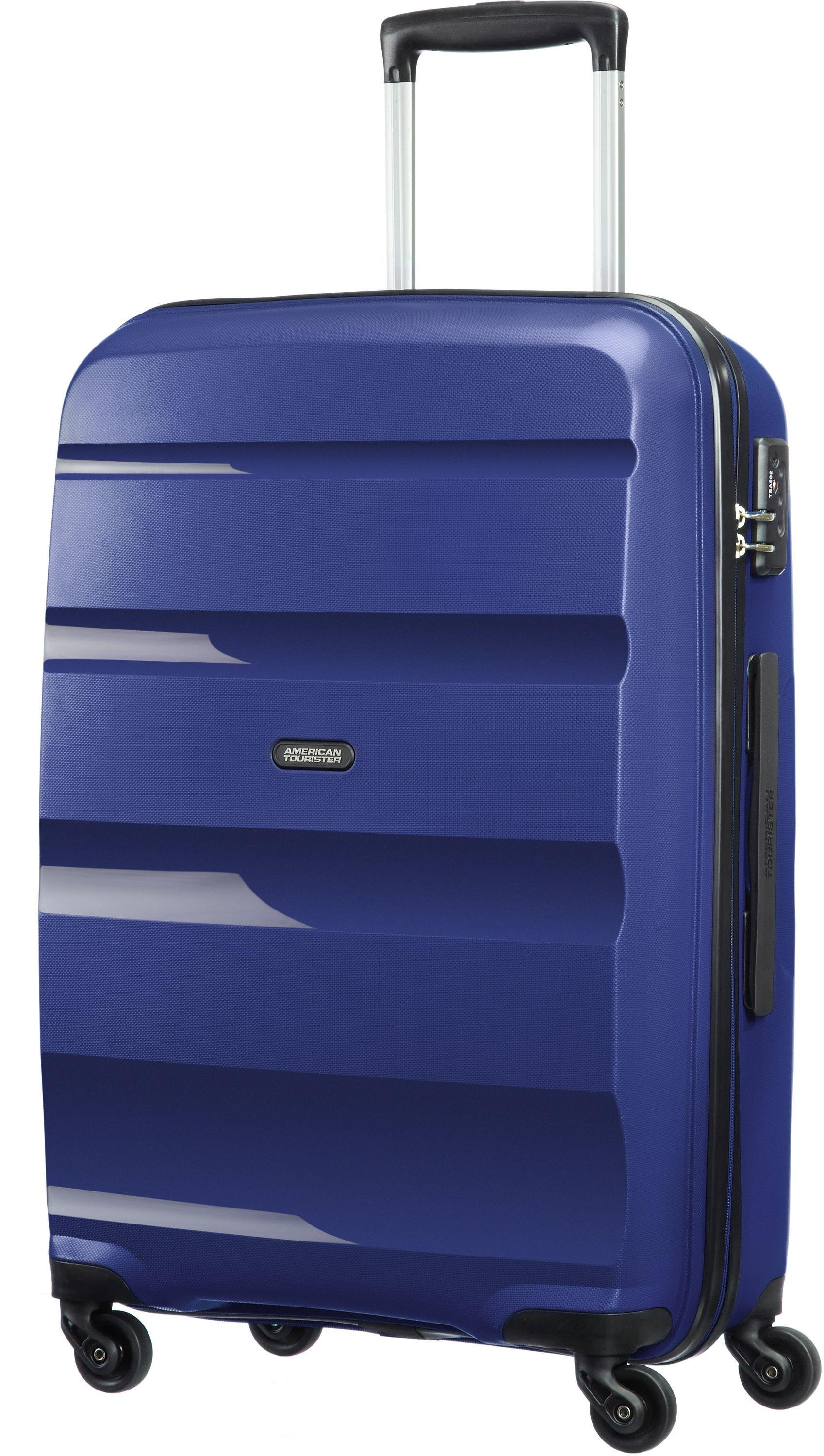 Image of American Tourister - Bon Air Spinner Medium Suitcase - Navy