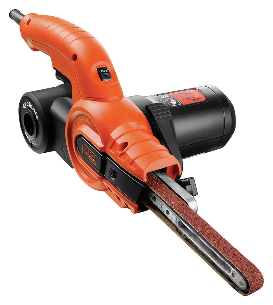 Black & Decker 350W Powerfile Belt Sander