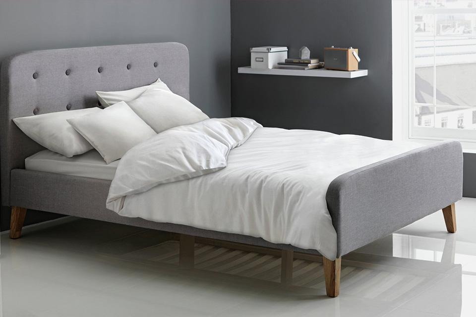 Double Bed Size.Bed Sizes And Dimensions Guide Argos