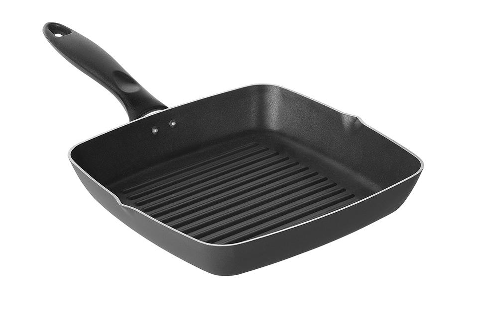 Griddle pan.