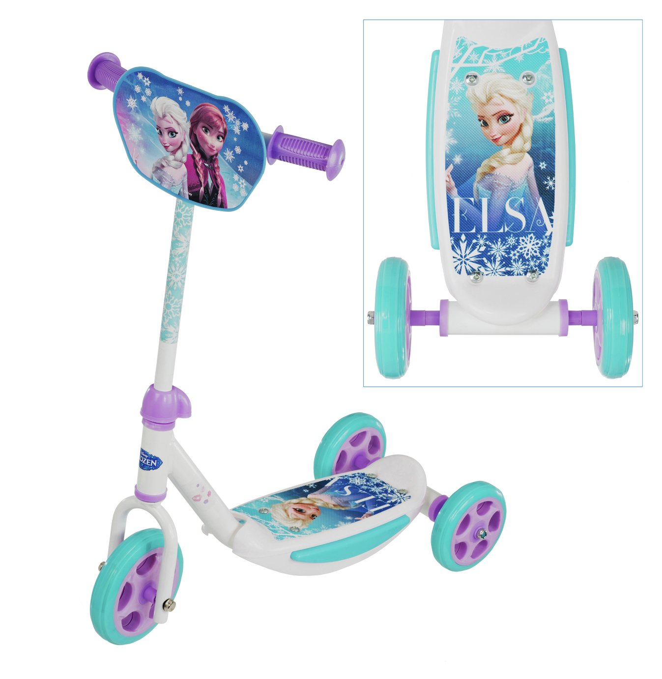 Disney Frozen Tri Scooter
