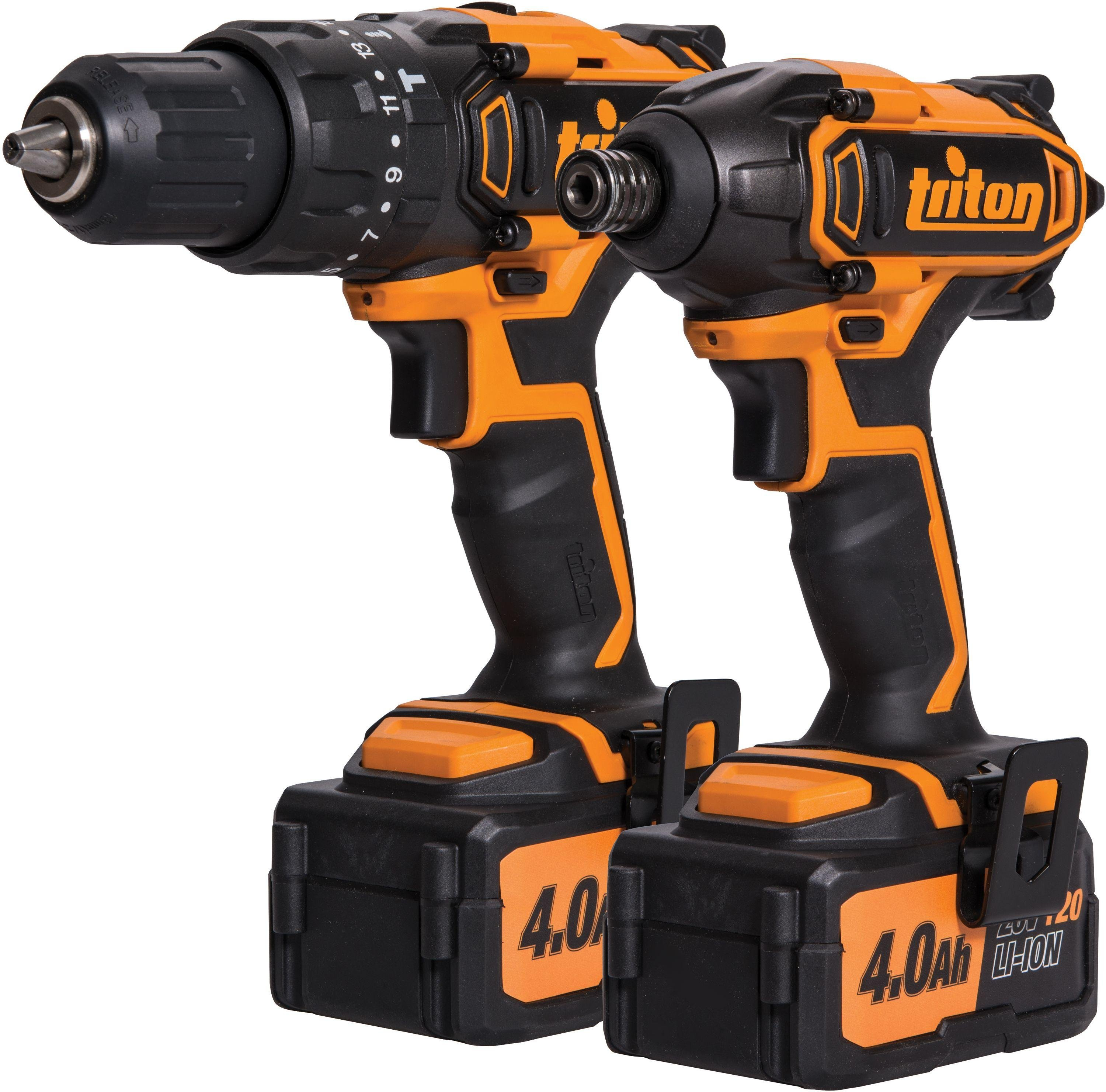 Triton - T20TP02 Twin Pack 20V lowest price