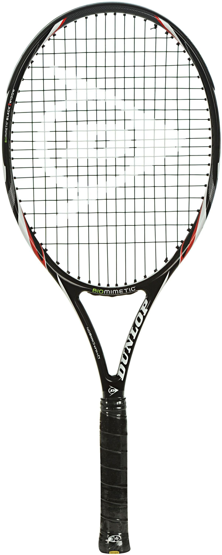 Dunlop - Biomimetic Black Widow Grip 2 Tennis Racket