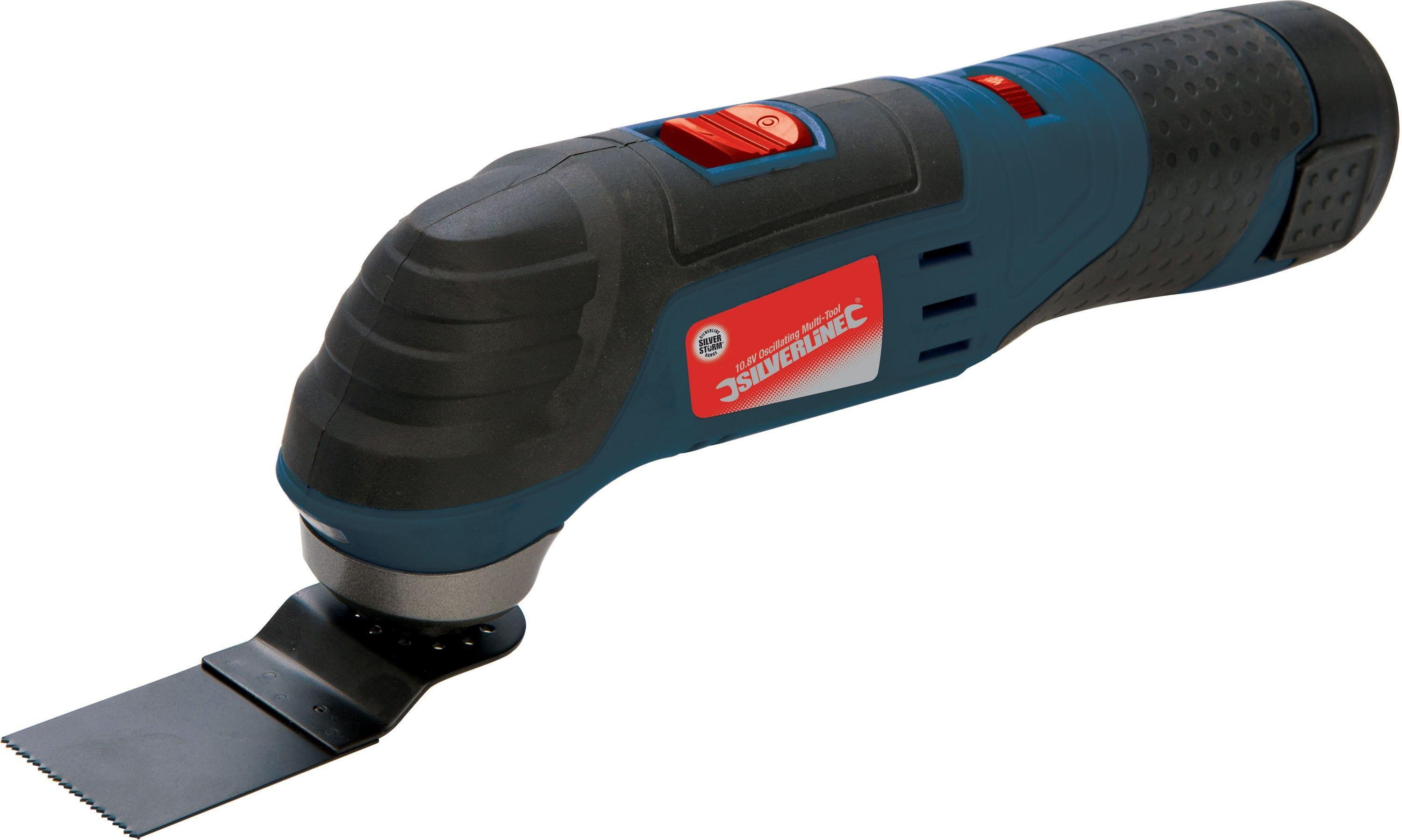 Silverstorm - 108V Oscillating Multi Tool lowest price