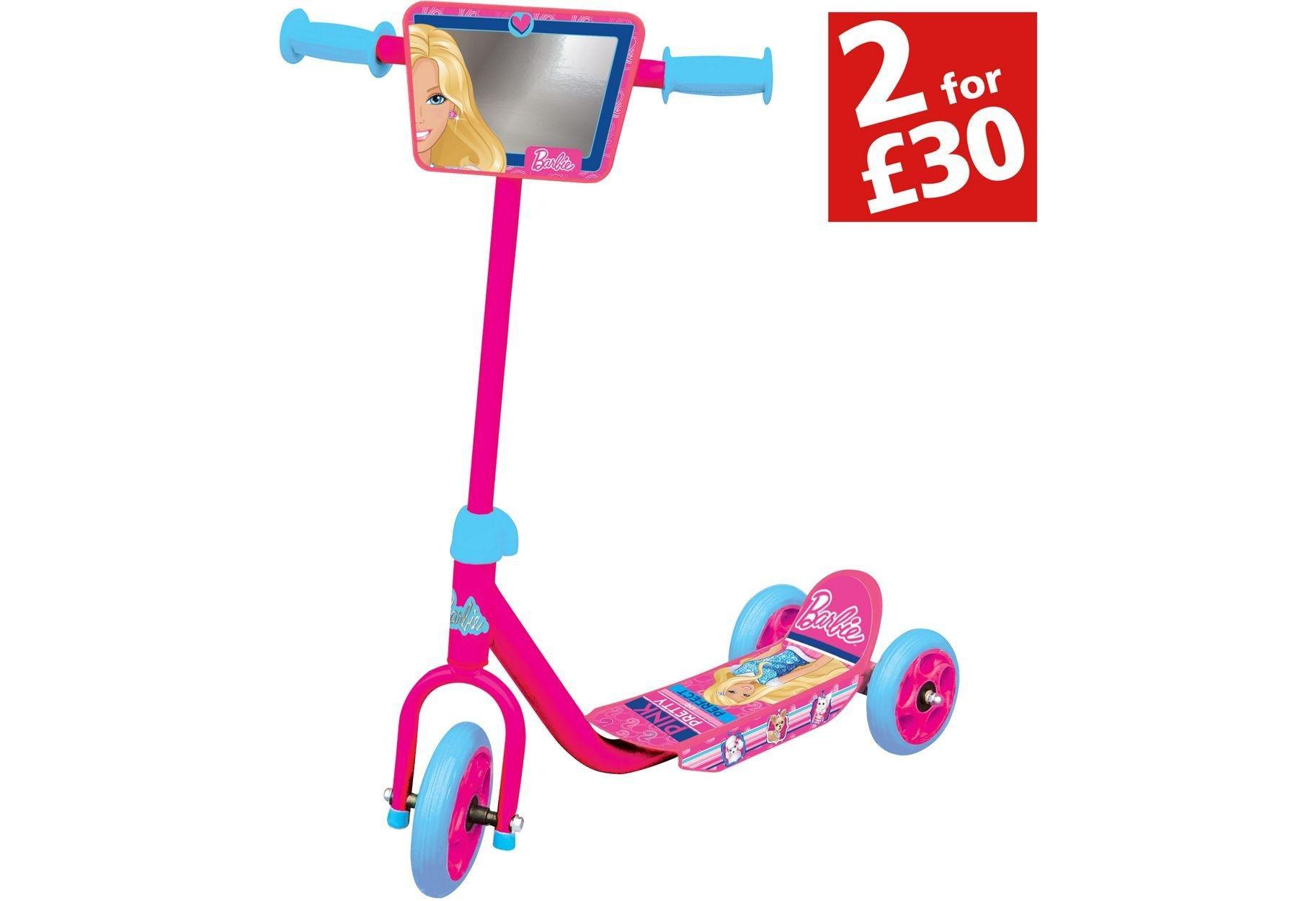 Barbie - Tri - Scooter