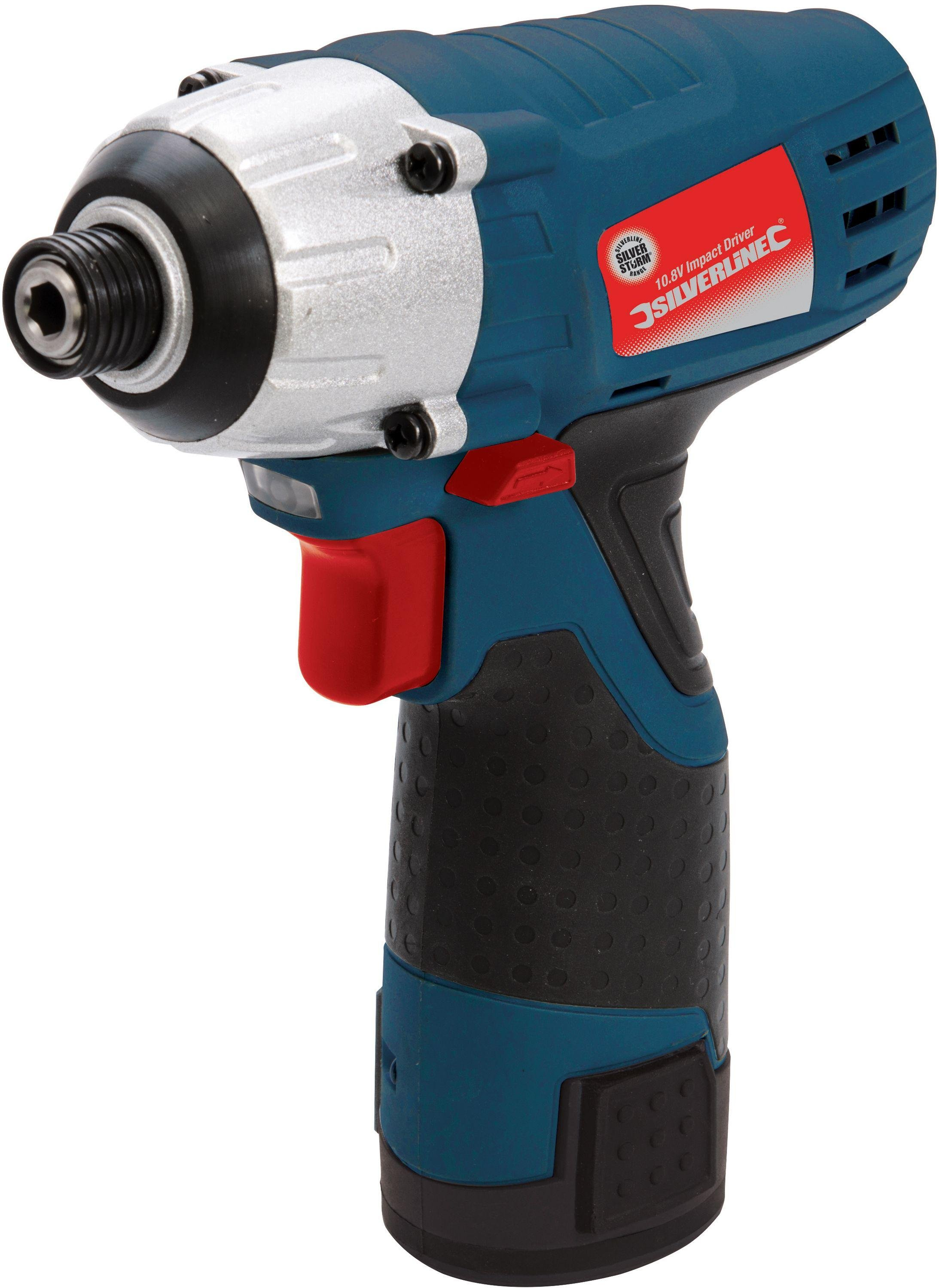Silverstorm - 108v Impact Driver lowest price