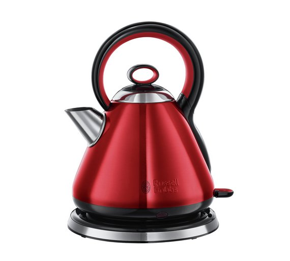 buy russell hobbs legacy 21881 retro kettle red at argos. Black Bedroom Furniture Sets. Home Design Ideas