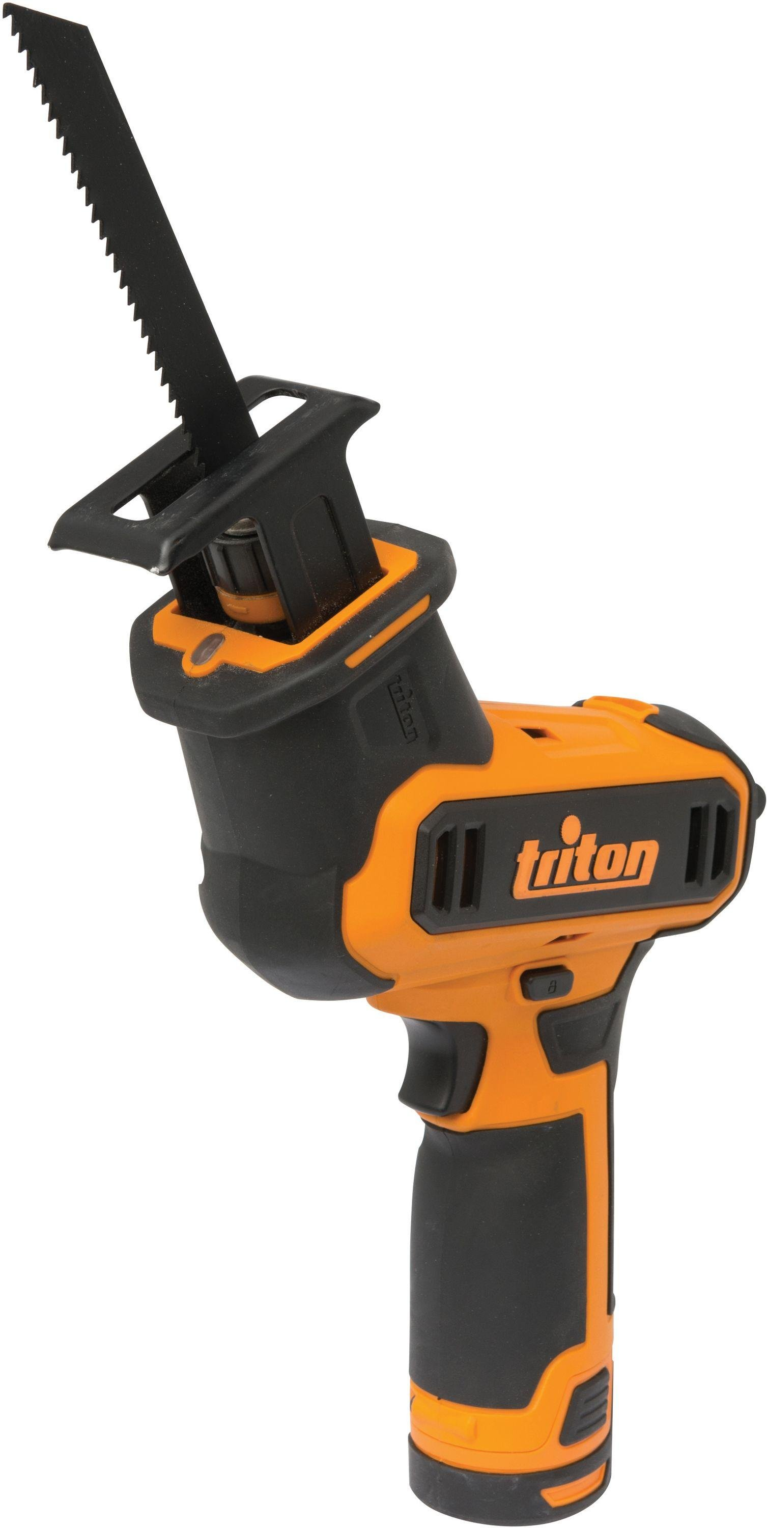 Triton - T12 12v Reciprocating Saw lowest price