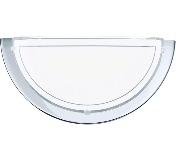 Buy eglo planet wall light light chrome at argos your click to zoom mozeypictures Gallery