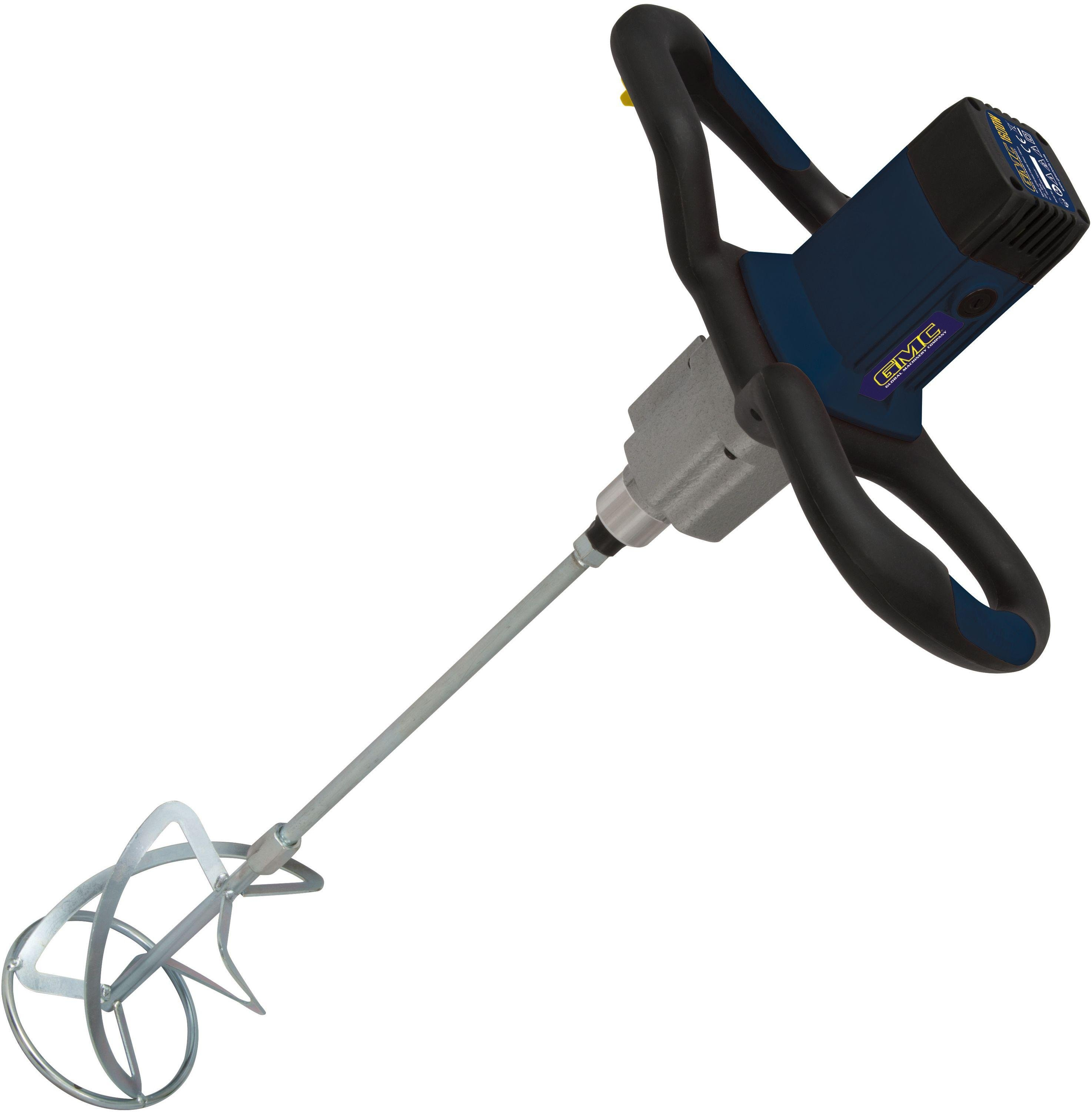 GMC - 1600W Plaster Mixer 160mm lowest price