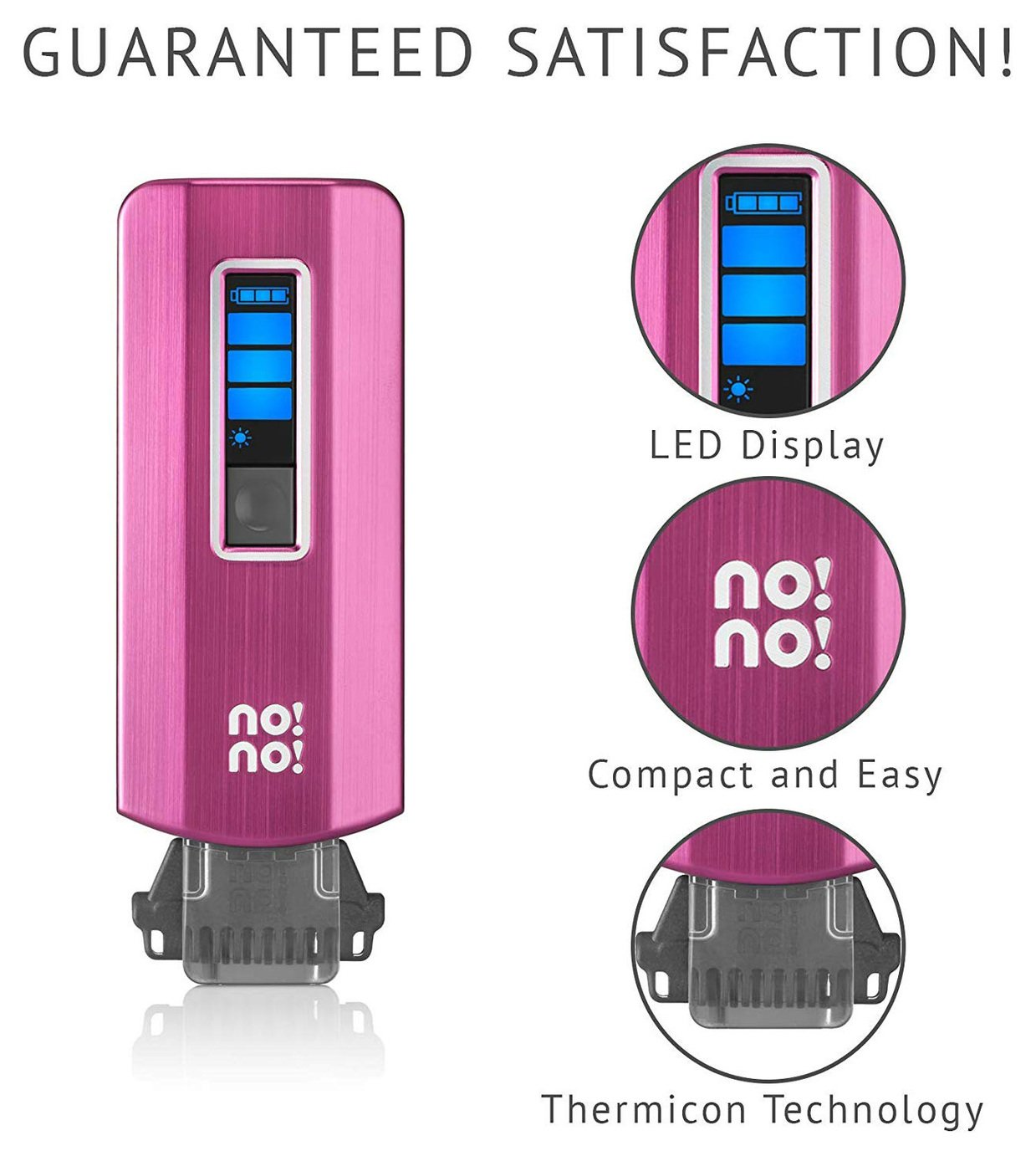 Buy no!no! PRO 14 Body Hair Removal System at Argos.co.uk - Your ...