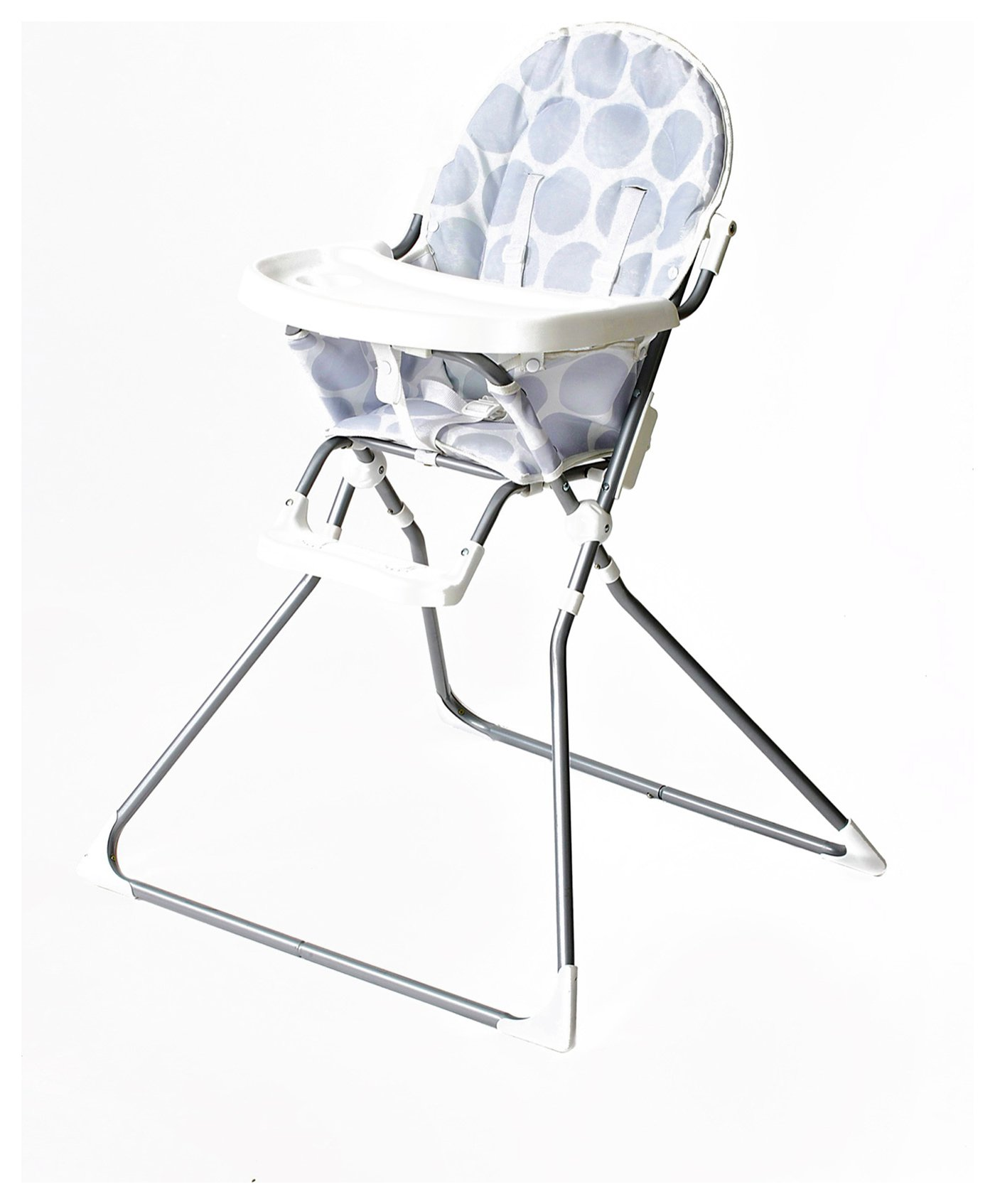 Image of Baby Elegance - Salt 'n' Pepper High Chair