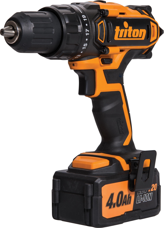 Triton - T20 20v Drill Driver lowest price