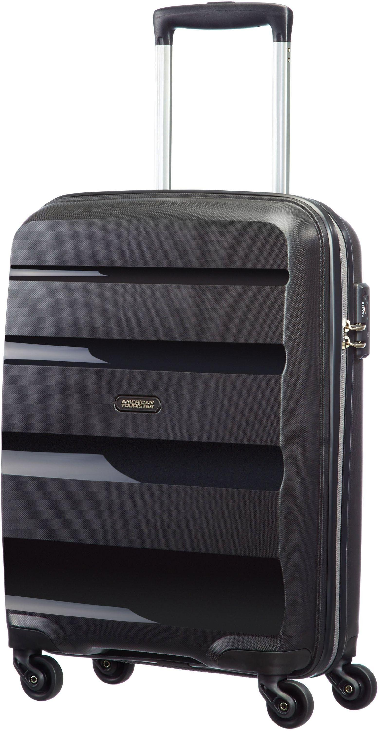 Image of American Tourister - Bon Air Spinner Small Suitcase - Black