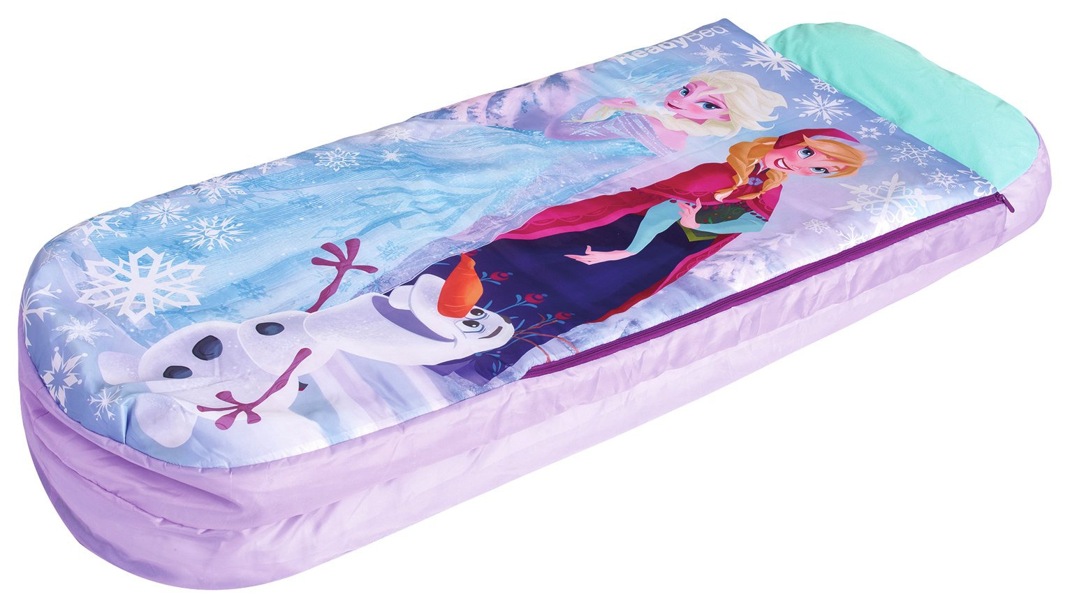 Disney Frozen Junior ReadyBed Air Bed and Sleeping Bag