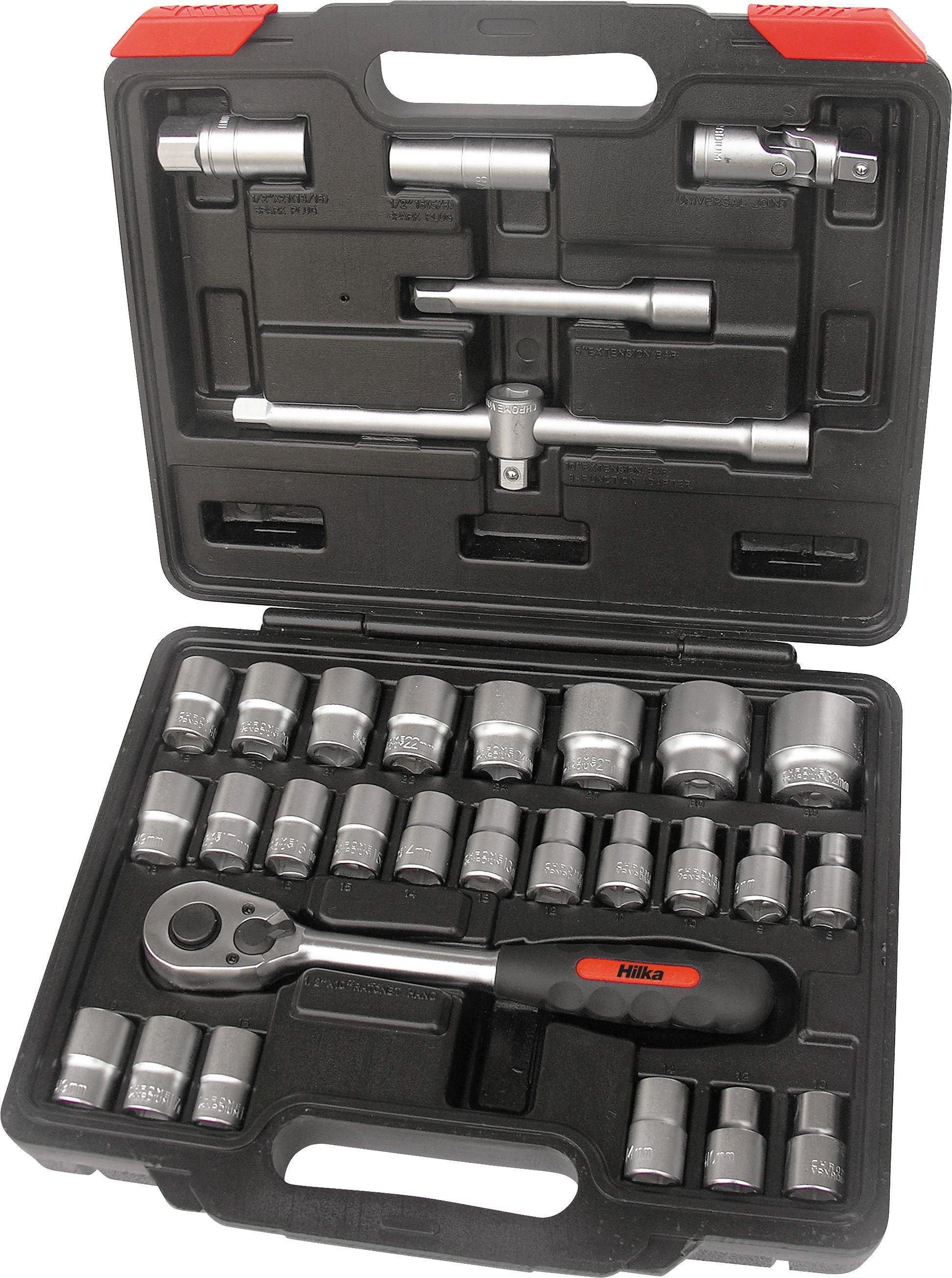 Hilka 32 Piece Socket Set. lowest price