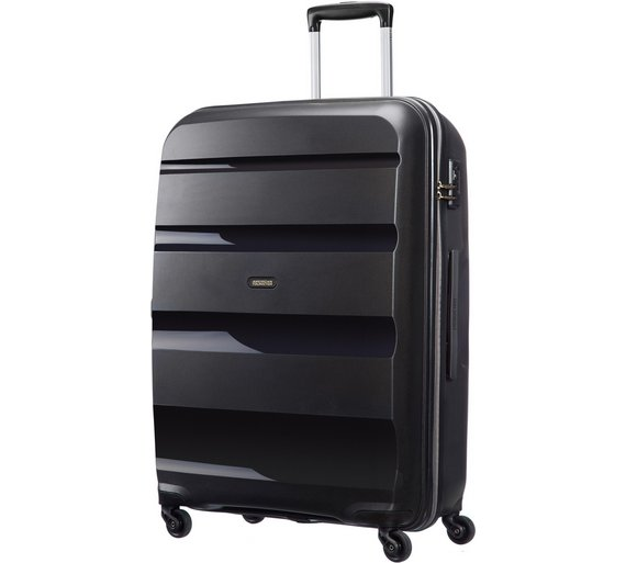 Buy American Tourister Bon Air Spinner Large Suitcase - Black at ...