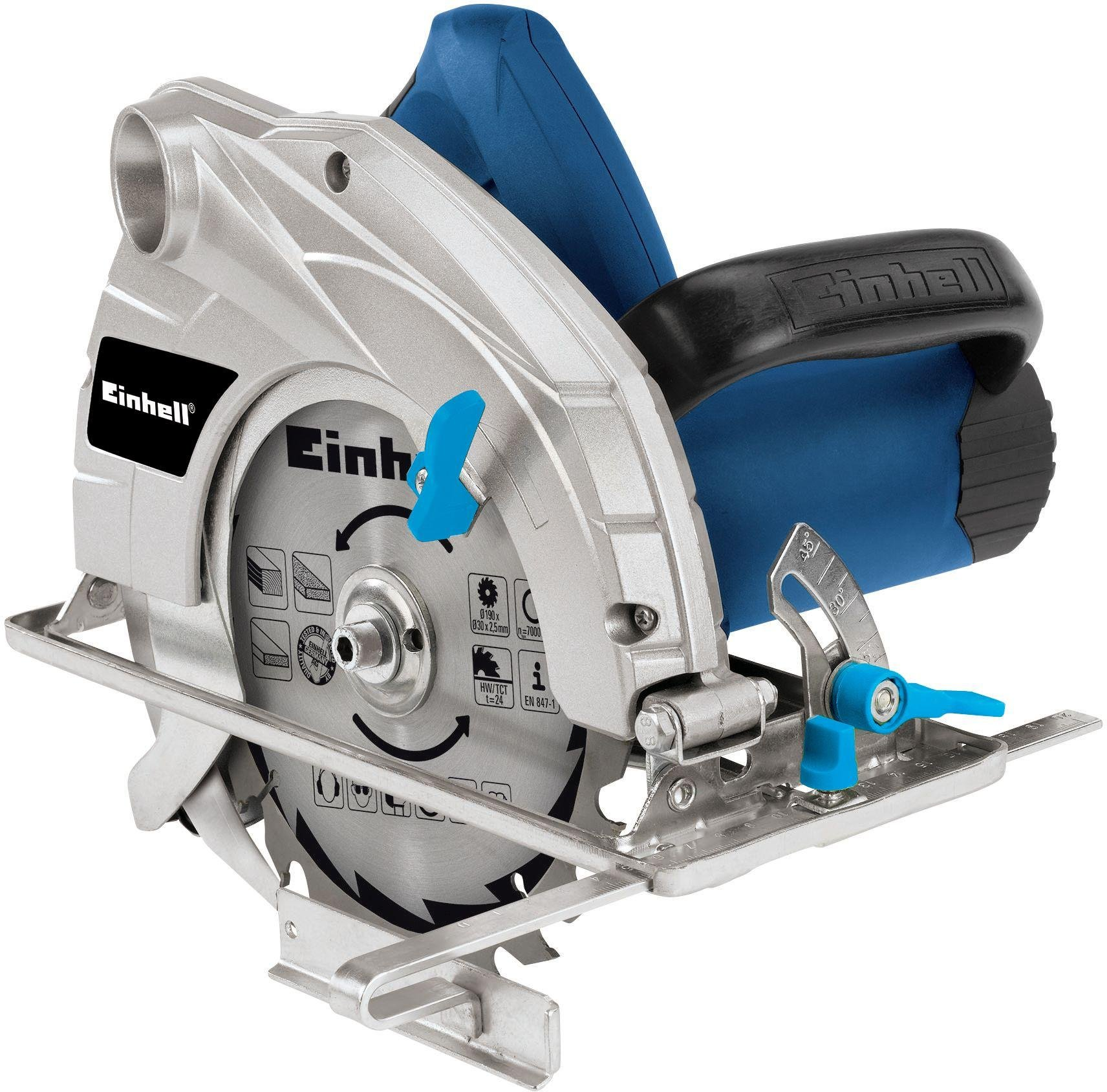 Image of 1,400W Circular Saw.