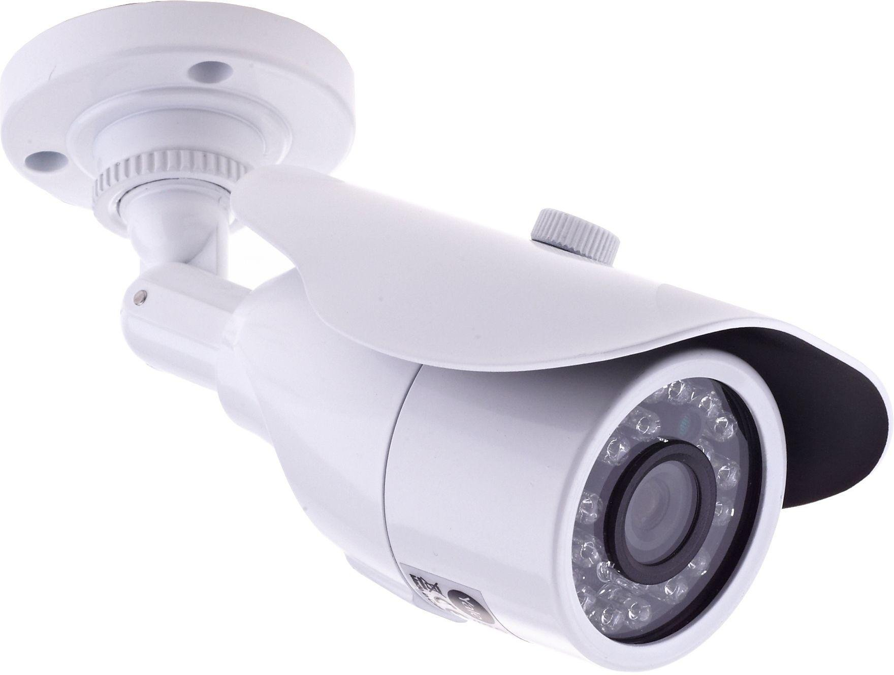 Yale Easy Fit Bullet Camera - White