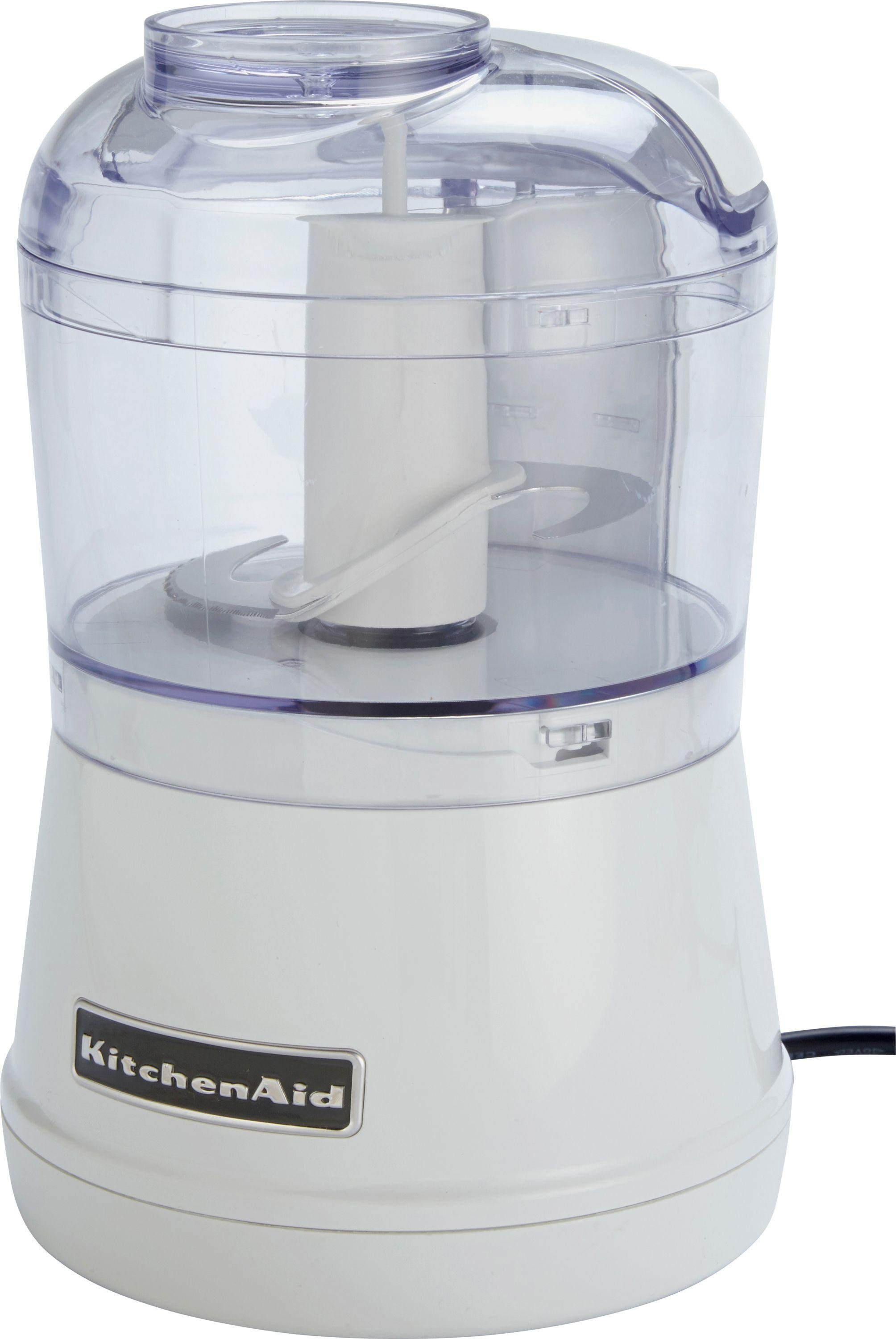 KitchenAid Classic Mini Chopper - White