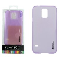 Advanced Accessories Samsung Galaxy S5 Ghost Case - Purple.