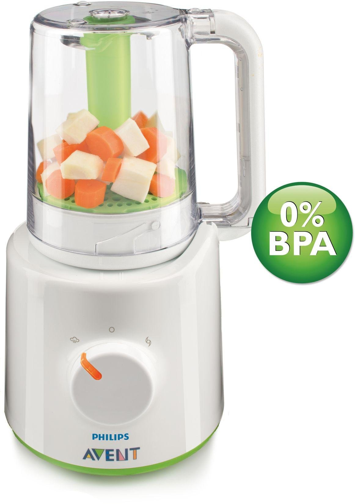 Philips Avent Combined Baby Food Steamer/Blender SCF870/21