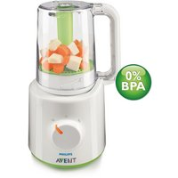 Philips - Avent SCF870/21 Combined Baby Food Steamer/Blender
