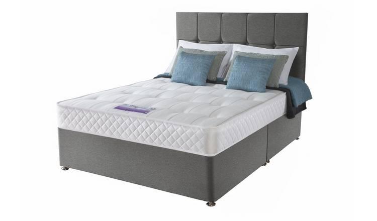quality design 49848 13b6f Buy Sealy Posturepedic Firm Ortho Divan - Double   Divan beds   Argos