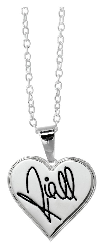 Image of 1D Niall Heart Necklace