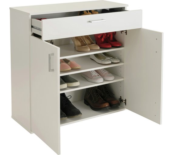 Buy HOME Venetia Shoe Storage Cabinet