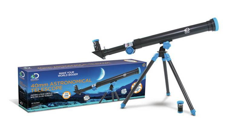 Discovery Adventures Channel 40mm Telescope
