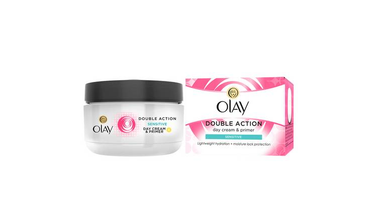 Olay Double Action Sensitive Day Cream - 50ml