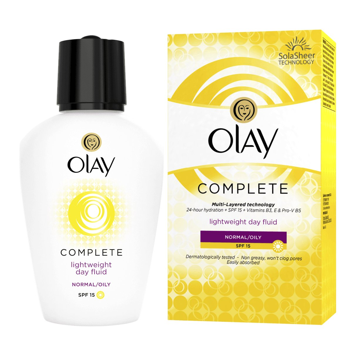 Olay Complete Care Normal Fluid - 100ml