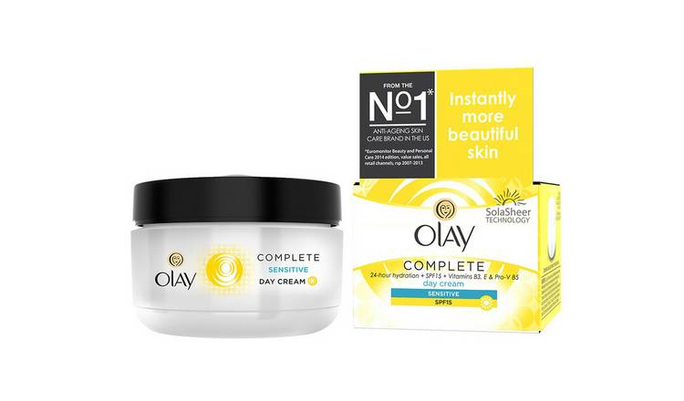 Olay Complete Care Sensitive Day Cream - 50ml