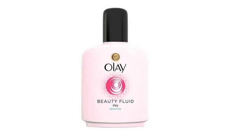 olay beauty fluid sensitive 100ml