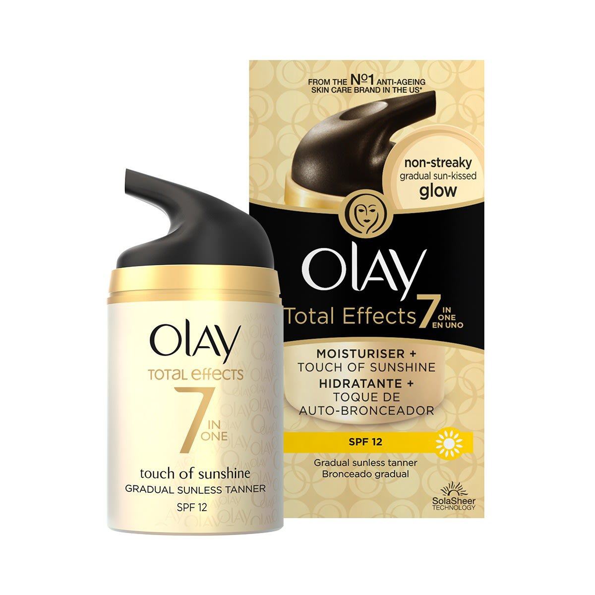 Olay Total Effects Sunshine Light - 50ml
