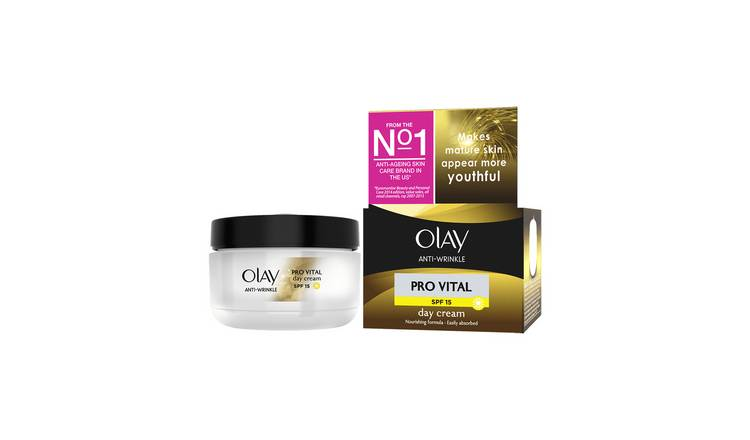 Olay Anti-Wrinkle Mature Day Cream - 50ml