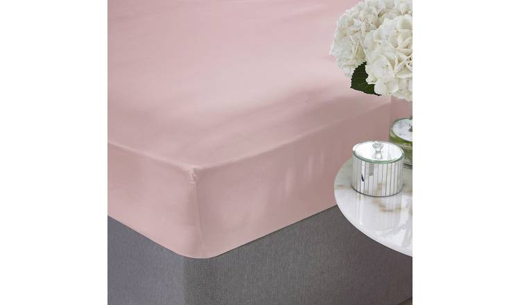 Silentnight Supersoft 28cm Fitted Sheet - Kingsize