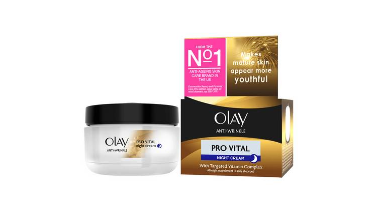 Olay Anti-Wrinkle Mature Skin Night Cream - 50ml