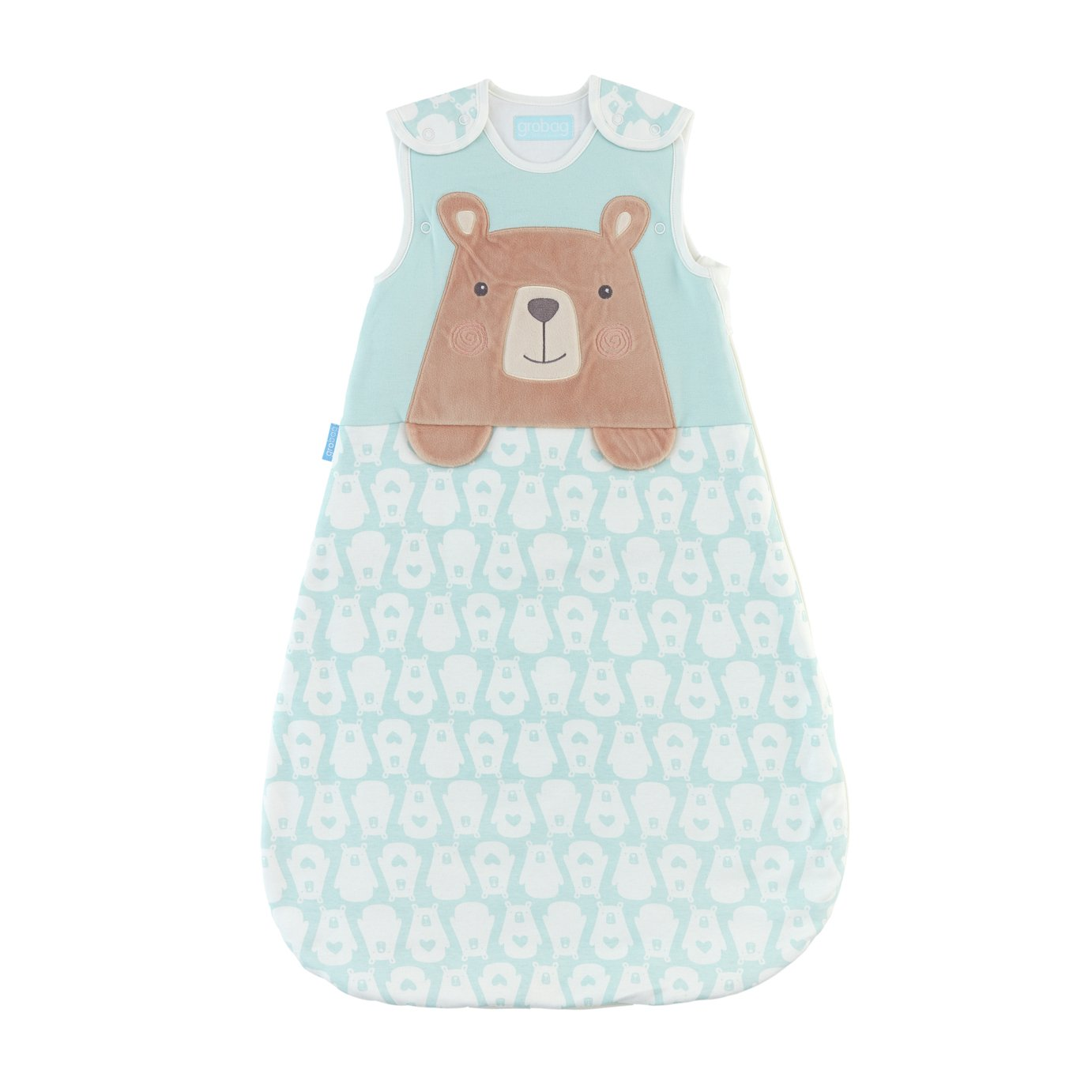 Gro Bennie the Bear Grobag 6-18m 2.5tog