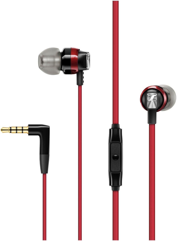 Sennheiser CX300S In-Ear Headphones - Red