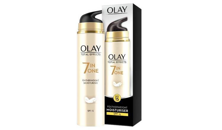 Olay Total Effects 7 in 1 Featherweight Moisturiser - 50ml